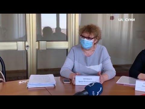 Суспільне Суми: На Сумщині з`явилися швидкі тест-системи для виявлення короновірусу.  У Сумах -  немає.