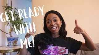 CHIT CHAT GET READY WITH ME   EXISTENTIAL CRISIS, BREAKUPS, FENTY BEAUTY SHENANIGANS.