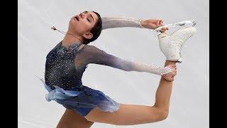 Winter Olympics 2018 Highlights | Ladies Figure Skating