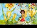 Bedtime Meditation Music for Children | THE SECRET GARDEN | Sleep Music for Kids