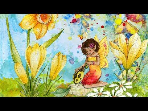 Bedtime Meditation Music for Children | THE SECRET GARDEN | Sleep Music for Kids