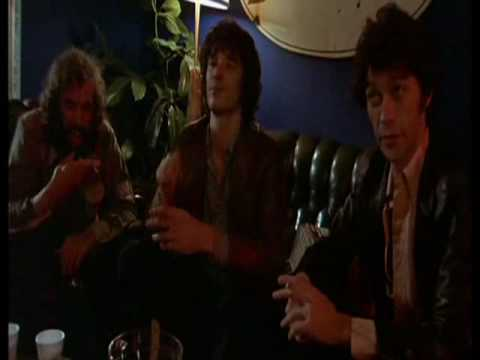 The Band - The Last Waltz (Excerpt from Documentary Movie) Part 1