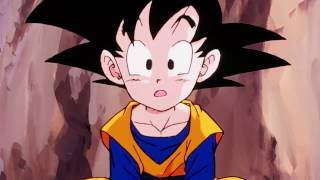 Goten se convierte en super saiyajin (audio latino)
