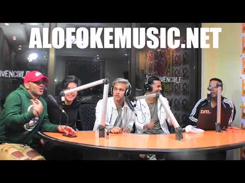 "Histórica entrevista a ""Lo Blanquito"" en Alofoke Radio Show!!!"