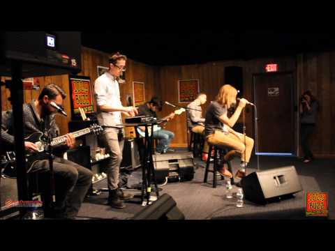 1029 The Buzz Acoustic Session: AWOLNation  Not Your Fault