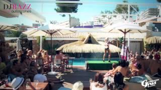 DJ RAZZ feat AUTOSCONES - ÅH TILL MAGALUF