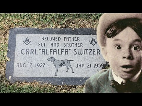 The Life and Death of Carl 'Alfalfa' Switzer