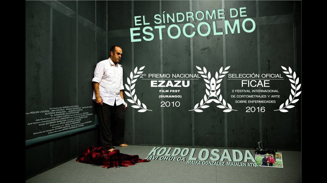 EL SÍNDROME DE ESTOCOLMO (Cortometraje 2009).mov - YouTube