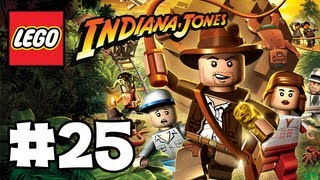 LEGO Indiana Jones - The Original Adventure - Part 25 - ENDING! (HD Gameplay Walkthrough)