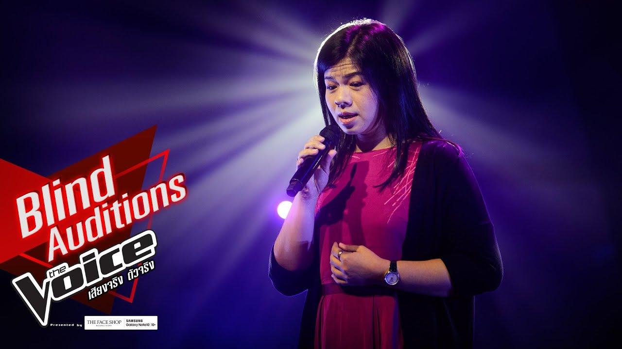 แอ๊นท์ - ครั้งสุดท้าย - Blind Auditions - The Voice Thailand 2019 - 21 Oct 2019