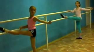 Stretching. Classical  dance/    в фигурном катании..-