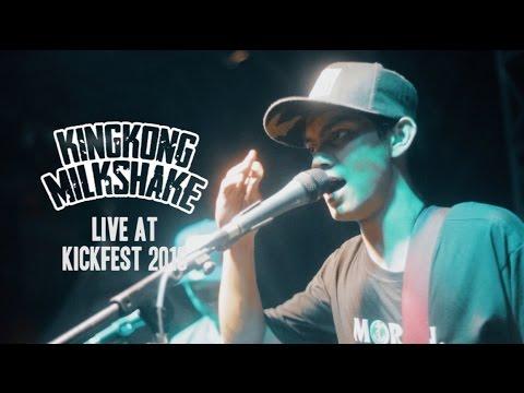 Kingkong Milkshake - Live at Kickfest 2016