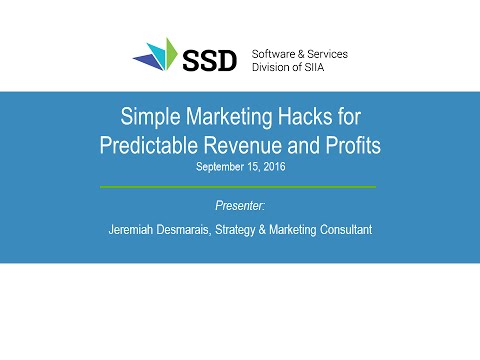 Simple Digital Marketing Hacks