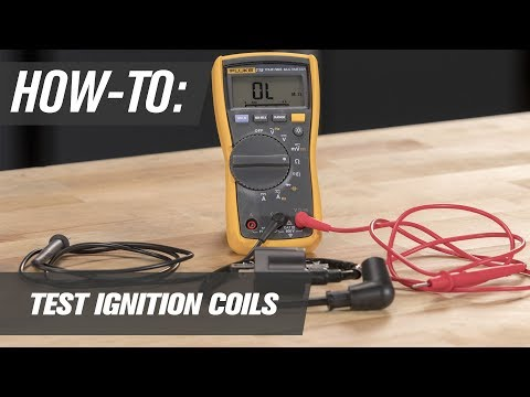 How To Test Motorcycle, ATV & UTV Ignition Coils - YouTube