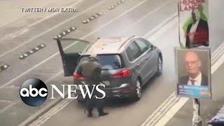 At least 2 people killed near German synagogue on Yom Kippur l ABC News