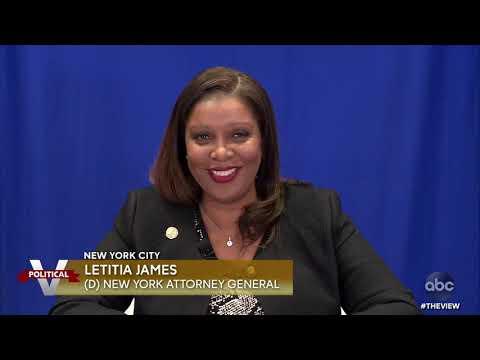 NY AG Letitia James Says
