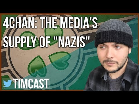 4CHAN AND THE MEDIA'S DESPERATE NEED FOR AN ENEMY