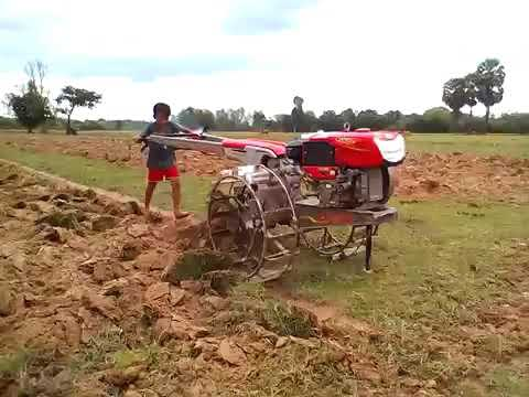 Small tractor for small farmers