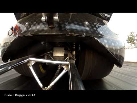Fisher Buggies Rear Tires View