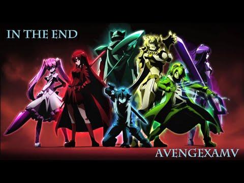 Akame Ga Kill ▪「AMV」▪ In The End【HD】