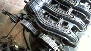 сборка двигателя ваз 21124