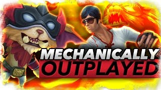 MECHANICALLY OUTPLAYED | LEE SONG + GIZMO MAIN NOW! Kappa - Trick2G