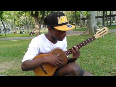 Barrio De Chacales - Jhamal [Video Cover] 2015