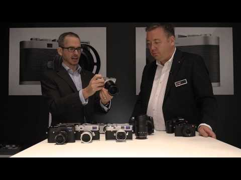 Photokina 2014 Interview with Stefan Daniel, Leica Director of Product Management