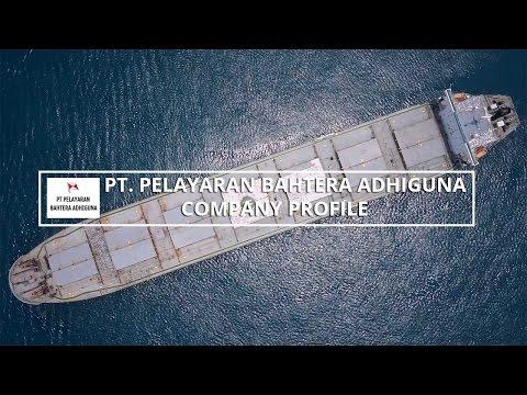 PT. Pelayaran Bahtera Adhiguna Company Profile | Drone Indonesia - DJI S1000 A7R