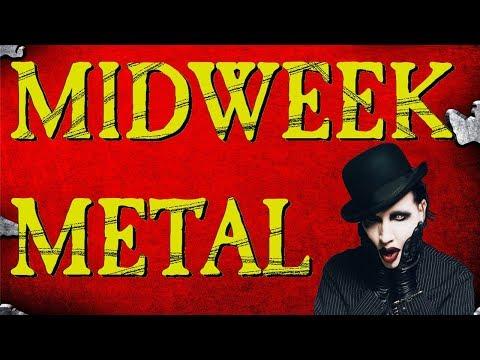 Midweek metal Episode 65 - Manson, Amsterdam & Job Centres