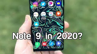 Should You Buy Galaxy Note 9 in 2020?