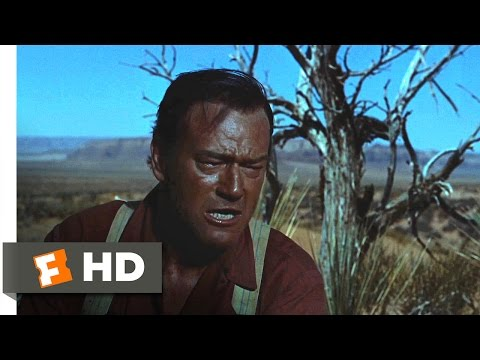 The Searchers (1956) - Don't Ever Ask Me More! Scene (5/10)   Movieclips