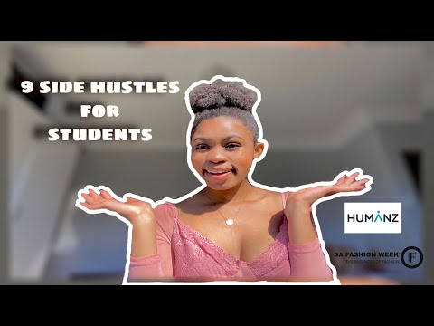 9 Side hustles for students| No degree | No experience| South African YouTuber