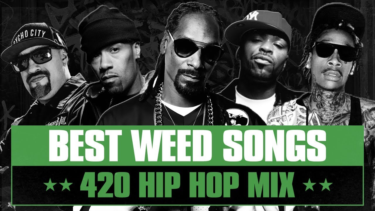 Hip Hop's Best Weed Songs | 420 Smoker's Mix 2019 | From 90s Rap Classics  to 2010s Stoner Hits