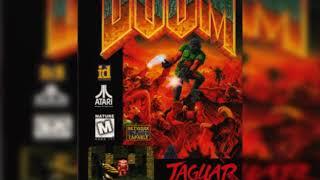 Doom E1M1 - At Doom`s Gate - Atari Jaugar OST Pitched Up