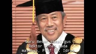 Gambar cover Mantan Rektor Unhas, Prof Idrus Paturusi Positif terkena Virus Corona
