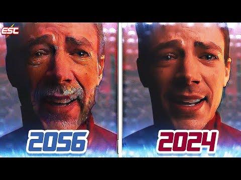 ЧТО СКАЗАЛ ФЛЭШ В СООБЩЕНИЯХ 2024-го и 2056-го [Теория объясняющая слова Флэша] / Флэш | The Flash