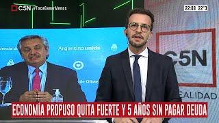 Editorial de Alejandro Bercovich en Brotes Verdes 31/03/2020