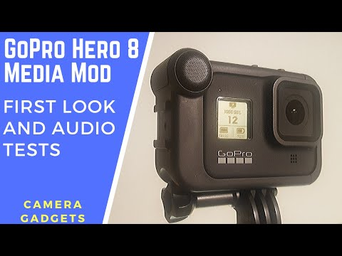 GoPro Hero Media Mod First Look And Audio Test
