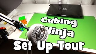 Gambar cover Set Up Tour[Cubing Ninja]