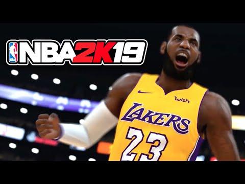 NBA 2K19 Review - A Three-Pointer