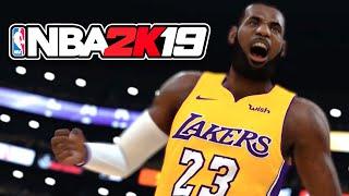NBA 2K19 - Official Gameplay Trailer