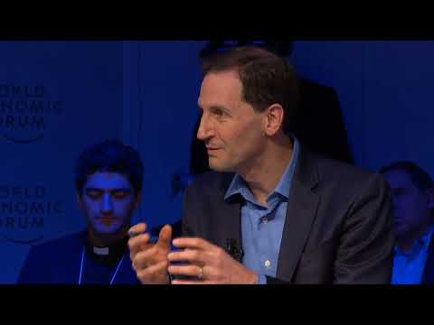 Shaykh Hamza Yusuf - The Power of Faith (Davos - World Economic Forum 2018)