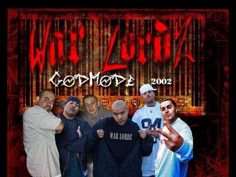 GODMODE - WAR LORDZ Jermz, Sincere, Almighty Aziz, Scorpz, Chief
