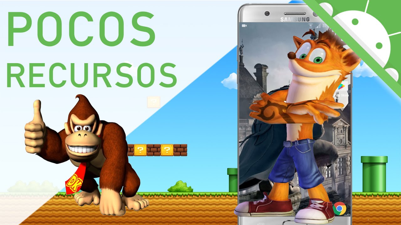 MEJORES JUEGOS ANDROID | Pocos Requisitos  #Smartphone #Android