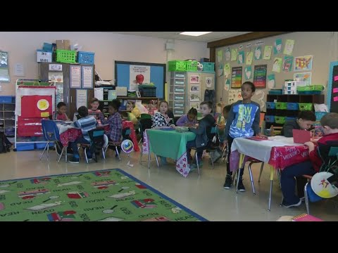 Students share what love is while celebrating Valentine's Day