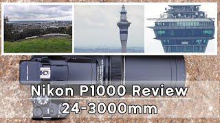 Nikon Coolpix P1000 Review
