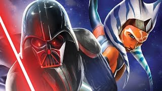 STAR WARS: Darth Vader & Ahsoka Tano Figür Açılımı