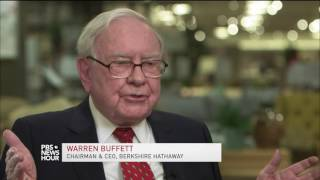 America should stand for more than just wealth, says Warren Buffett
