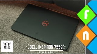 Dell Inspiron 7559 Gaming Review - Last Gen